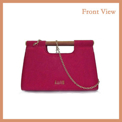 2016 Popular Design Clutch Bag Evening Bag with Chain Strap