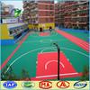 PP Sport Flooring /Interlocking Outdoor basketball court