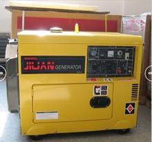 5 kw 6kva Backup Power diesel Generator for sale
