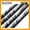 High tensile motorcycle driving chain motorcycle transmission chain for 420