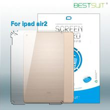 Custom design for ipad ultra thin invisible screen protector