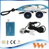 surgical loupes LED light Handle multifunction magnifying glass with plastic lens
