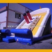 Top Quality backyard water slide H2-1023