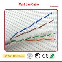 fabricante de cable de núcleos 8 utp stp ftp cat6 cable utp
