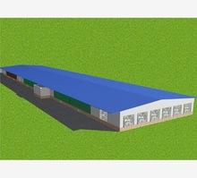 fireproof economical build poultry farming manure system