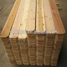 cedar wood garden picket fence/dog ear garden fence