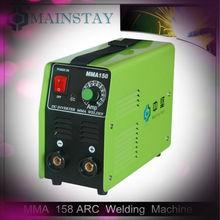 supply 220v 1ph arc welder for welded metal chain art