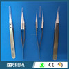 Wholesale hot sale heat resistant zirconia ceramic tips tweezers, used for electronic cigarette atomizer to adjustable the coil