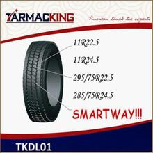 TARMACKING brand High-end market from Qingdao looking for distuibtors in the USA 295/75R22.5&11R24.5 alibaba truck tire