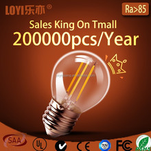 Hot!! Tmall sales king Led Filament Bulb for home