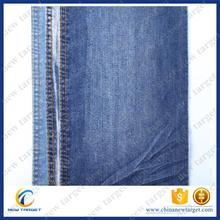 New design jeans fabric for children clothing with high quality