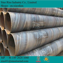 need Chinese steel spiral pipe