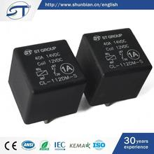 Auto Electrical System China Wholesale Market Universal Auto Relay 12V 30A CL-112DM