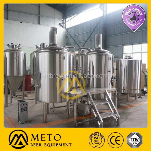 500l red copper electric brew kettle steam jacketed brew for Craft kettle brewing equipment