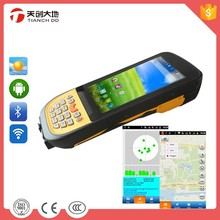 Mobile Phone GIS Data Collector Android 4.4 Industry PDA