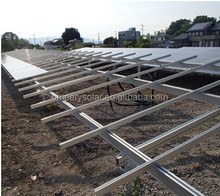 High quality aluminum Solar Mounting System
