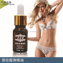 Slimming body essential oil Body shaping loss weight fat Abdominal fat burning stovepipe oil thigh and calf Detox Essential Oil