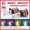 NSSC H4 9004 9007 H13 Hi Lo Beam CREE LED h5 Headlight Bulb