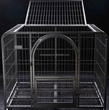 Pet cages square parrot stainless steel bird cage wire mesh
