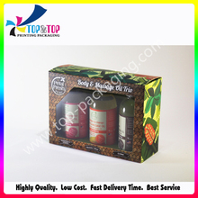 Oliver Oil bottle packaging paper printing box
