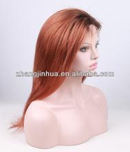 Cheap!!natural hair line Brazilian hair thin skin silk top Halloween party full lace human hair wig for black women