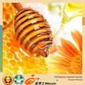 fonte de luz âmbar mel puro de abelha