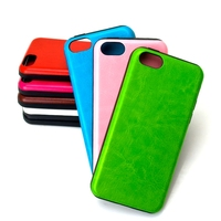 BRG Brand New Dual Color Rubber Soft Silicone TPU Case For iPhone 5 Cases Phone Protective Cover Shell