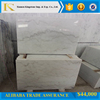 Cheap Chinese white marble guangxi white tile for flooring