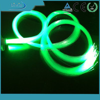 1.0mm PMMA plastic fiber optic Christmas decorations