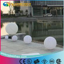 light plastic balls /glowing led sphere