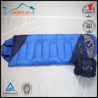 Flannel,Top quality fabric Wholesale Sleeping Bags