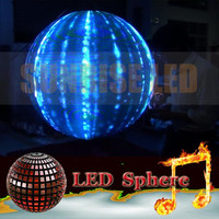 Sunrise led sphere, luxury, fantasy, novel integrated in one!!!