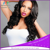 fast immediate delivery natural way hair extensions 100% virgin hair 100% natural hair growth oil