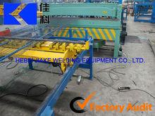 Low carbon steel wire cage welding machine /Breed Aquatics Mesh Welding Machine