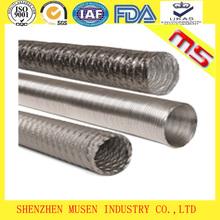 El papel de aluminio para el tubo de aislamiento