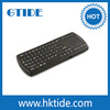2.4G USB Wireless Laser Mini Backlight Keyboard With Touchpad For PC Computer