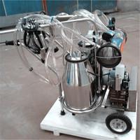 Vacuum Pump Double Bucket Milking Machines for Men
