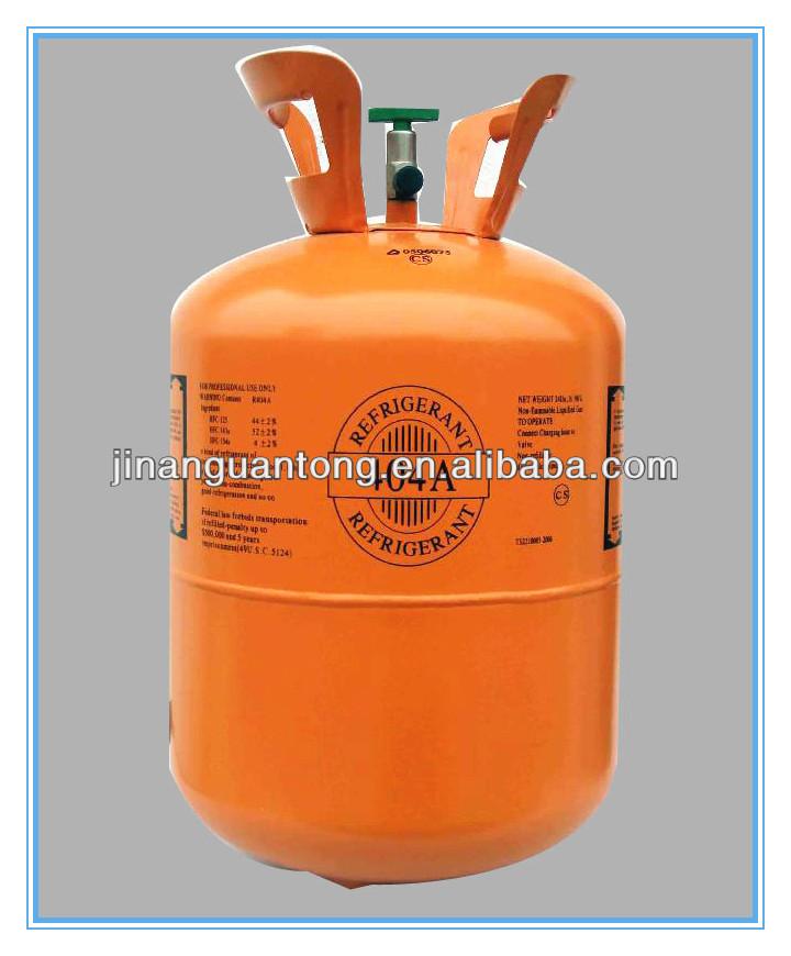 oem упаковке охлаёдающий газ r404a на продажу хладагент r404a газа для холодильного хранения