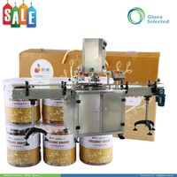 Rotary Type Automatic Diameter Fixed chemical tin can sealer