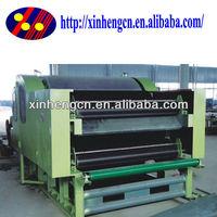 nonwoven single cylinder double doffer combing machine,nonwoven machine