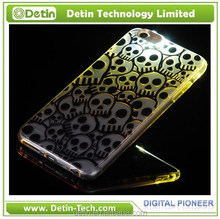New design light up phone case for samsung galaxy s5 PC material or TPU all ok