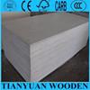 4*8ft standard size poplar lumber laminated plywood