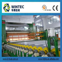 plastic SOFT PVC sheet production line-calener machine and extruder