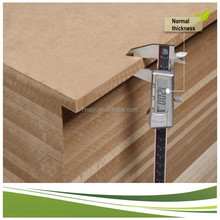 First-Class Grade and Wood Fiber Material raw MDF