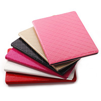 For iPad Mini 4 Flip Leather Wallet Stand Case Cover, Tablet Cover for iPad Mini 4 Leather Case