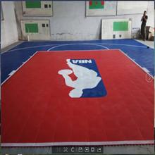 arena PP multi purpose event, sport basketball flooring plastic tiles