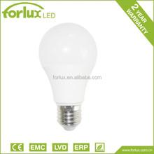 2015 new factory sale 6w led e27 7w bulb lights led lamp