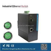 Factory directly sell ethernet industrial network managed OEM POE switch