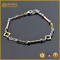 a granel 925 personalizado joyas de plata con colores de la mezcla
