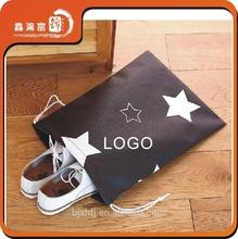 hot popular New design Fashion Shoes custom Non Woven shopping Bag